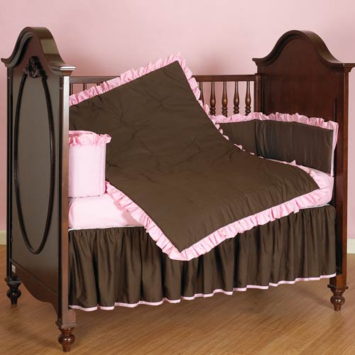 Solid Color Baby Bedding|Crib Bedding Sets|Bumper|Sheets