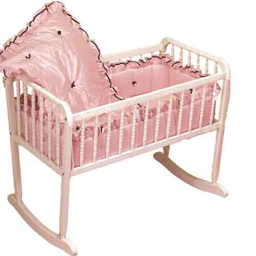 Prima Donna Cradle Bedding Sets For Baby Girl Amp Boy