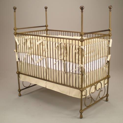 Grandeur Iron Poster Crib Poster Cribs Ababy Com