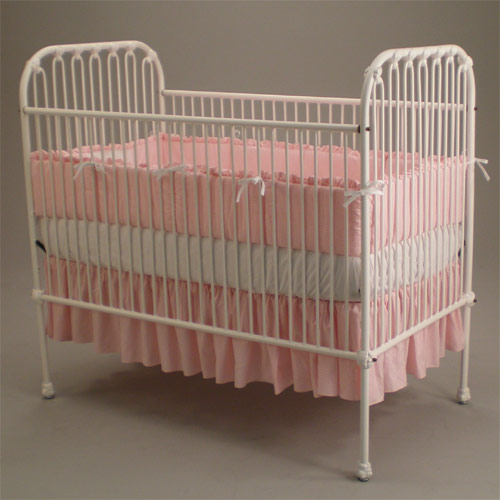 Antique Beauty Iron Crib | Antique Baby Cribs | ABaby.com