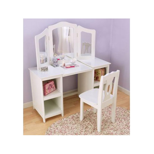 new style 39d20 8b879 Deluxe Vanity and Chair