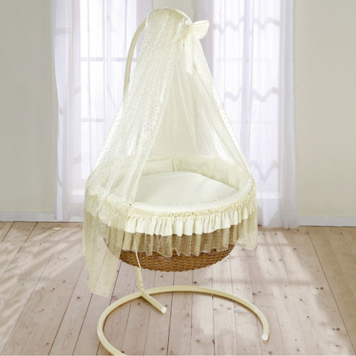 Buy Beautiful Basket Baby Bassinet Round Baby Bassinets