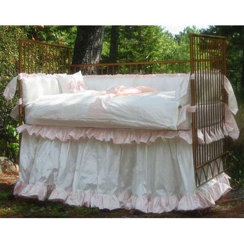 Pretty Baby Bedding Collection Neutral, Pretty Baby Crib Bedding