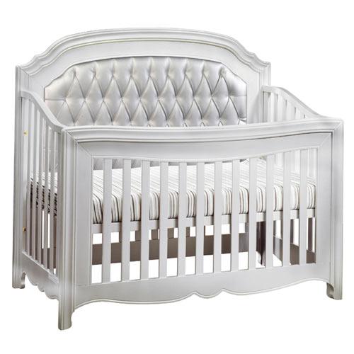 Alexa 5 In 1 Convertible Baby Crib Set Grey Ababy Com