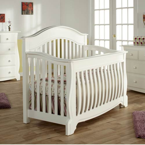 Bergamo Baby Furniture Collection