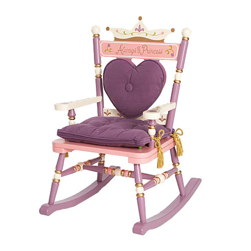 Miraculous Royal Princess Rocking Chair Dailytribune Chair Design For Home Dailytribuneorg