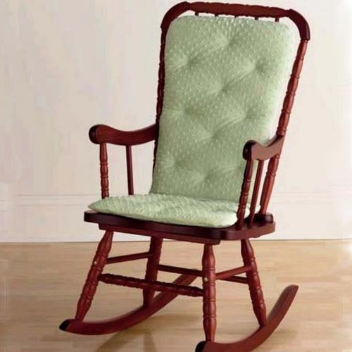 Awesome Heavenly Soft Adult Rocking Chair Cushion