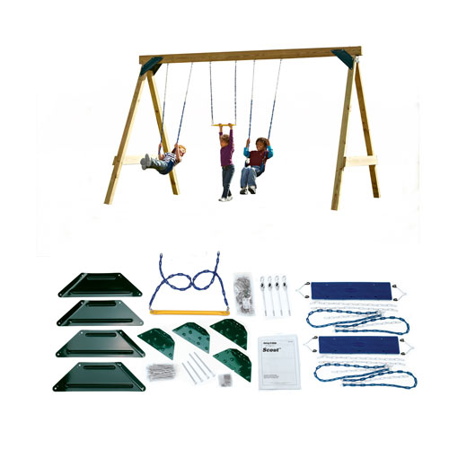 Scout Swing Set Hardware Kit Project 135