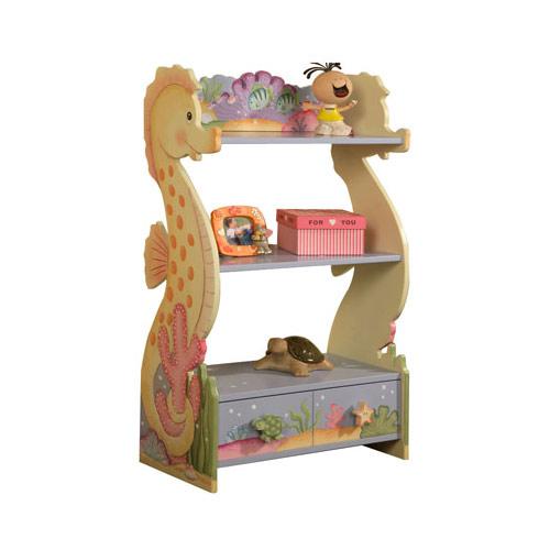 Under The Sea Book Shelf