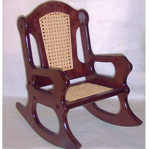 Outstanding Vintage Toddler Rocking Chair Gmtry Best Dining Table And Chair Ideas Images Gmtryco