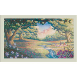 Hundred Acre Picnic Wall Art