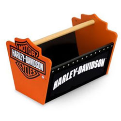 Harley-Davidson Toy Caddy