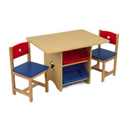Star Table and Chair Set