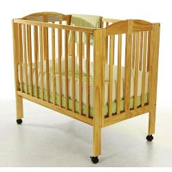 3-in-1 Foldable Mini Crib