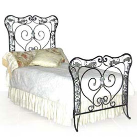 Iron Paris Bed for kids