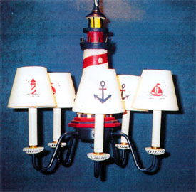 Lighthouse Chandelier