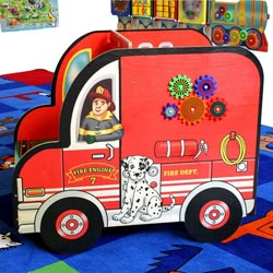 Fire Engine Activity Center