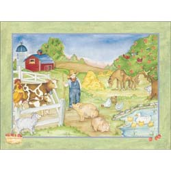 Apple Tree Farm Print