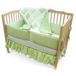 American Baby Company Pastel Crib Sheet