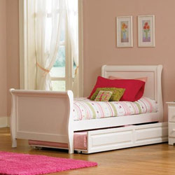 Angelica Sleigh Bed