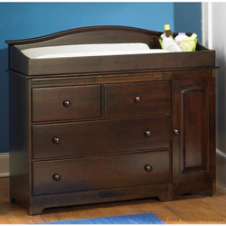 Windsor 3 Drawer Dresser/Changer
