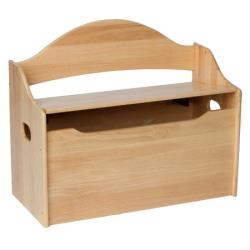 Arched Back Toy Box