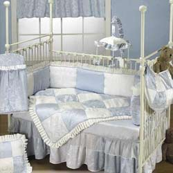 Baby King Crib Set