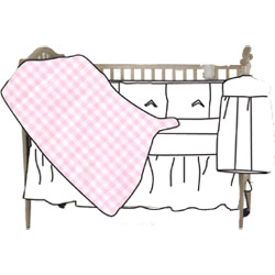 Design Your Own Crib Bedding