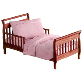 Heavenly Soft Toddler Bedding Set