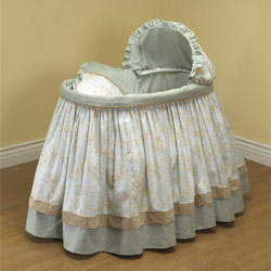 Luxury Luxe Bassinet