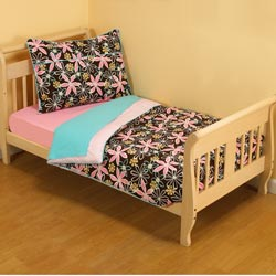 Lizzy Floral Toddler Bedding
