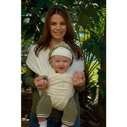 Organic Double Sling Baby Carrier
