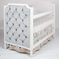 Beverly Tufted Panel Crib