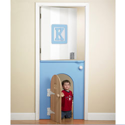 Kid's Mini Dutch Door