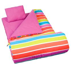 Bright Stripes Sleeping Bag
