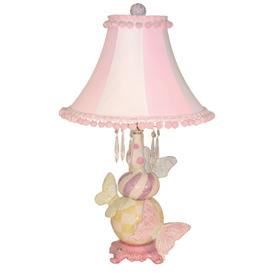Delightful Butterfly Table Lamp