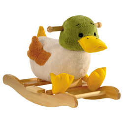 Darrel Duck Rocker
