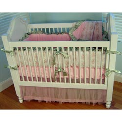 Florette Crib Bedding Set