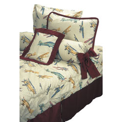 Gold Baron Twin Bedding