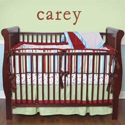 Carey Crib Bedding