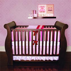 Cassie Crib Bedding