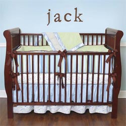 Jack Crib Bedding