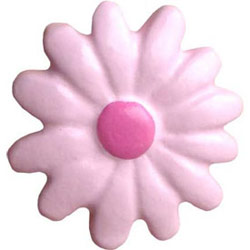 Daisy Shaped Knob