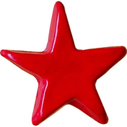 Star Shaped Knob
