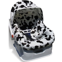 Attractive Infant Car Seat Cover