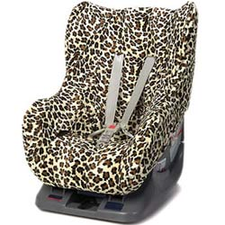 Wing Back Car Seat Cover