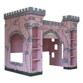 Canterbury Castle Bunk Bed