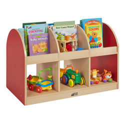 Colorful Essentials 2-Sided Toddler Book Stand