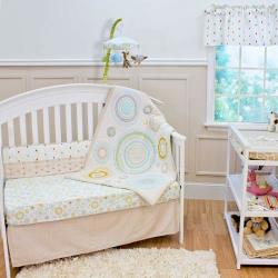 Cosmo Dot Crib Bedding