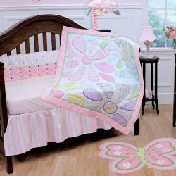 Crazy Daisy 11 Piece Crib Bedding Collection
